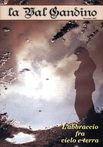 Copertina di Dicembre 2001