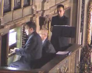 Echi d'Organo 2006 - Concerto del 21 Ottobre - Brano 1