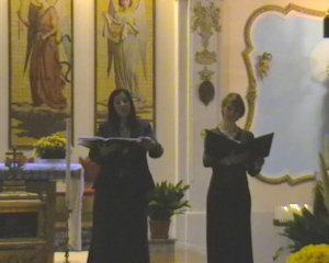 Echi d'Organo 2008 - Concerto del 1 Novembre