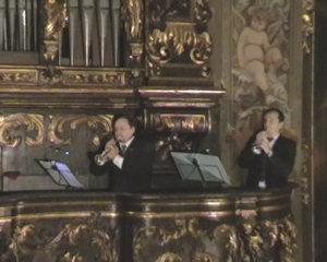 Echi d'Organo 2008 - Concerto del 15 Novembre