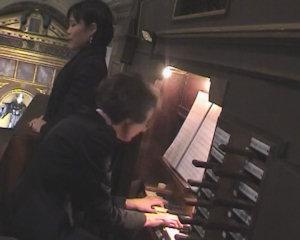 Echi d'Organo 2008 - Concerto del 22 Novembre