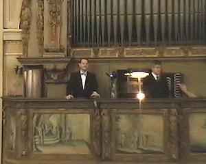 Echi d'organo 2009 - Concerto del 21 Novembre