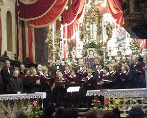 Echi d'organo 2009 - Concerto del 28 Novembre