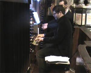 Echi d'organo 2011 - Concerto del 5 Novembre