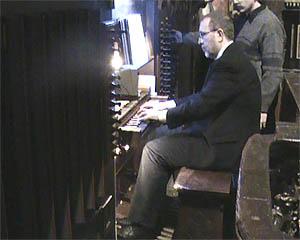 Echi d'organo 2011 - Concerto del 26 Novembre