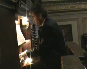 Echi d'organo 2012 - Concerto del 3 Novembre