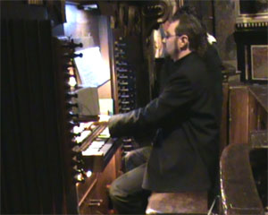 Echi d'organo 2012 - Concerto del 1 Dicembre