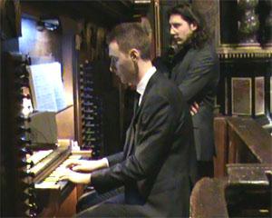 Echi d'organo 2013 - Concerto del 30 Novembre