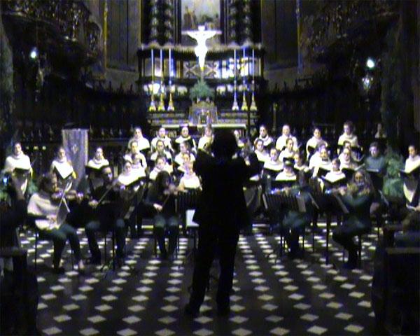 Gli Harmonici - Concerto Natalizio