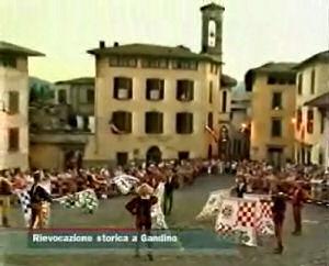 A Gandino rivive il rinascimento - In Secula 2005