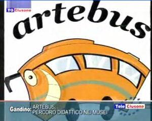 Artebus, percorso didattico nei musei