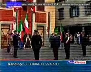 Le celebrazioni per il 25 Aprile