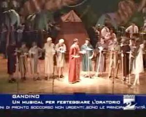 Un musical per festeggiare l'Oratorio