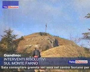 Interventi risolutivi per il Monte Farno