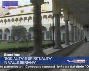 Socialità e spiritualità in valle Seriana