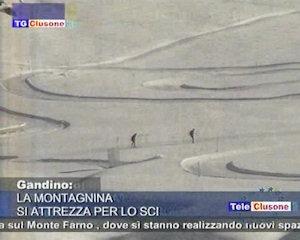 La Montagnina si attrezza per lo sci