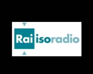 Gandino ospite su Isoradio RAI