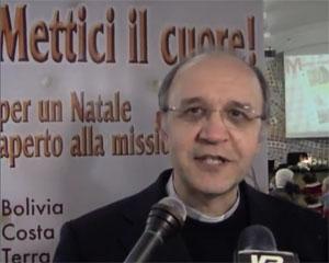 Il premio Giovanni XXIII a Monsignor Angelo Gelmi