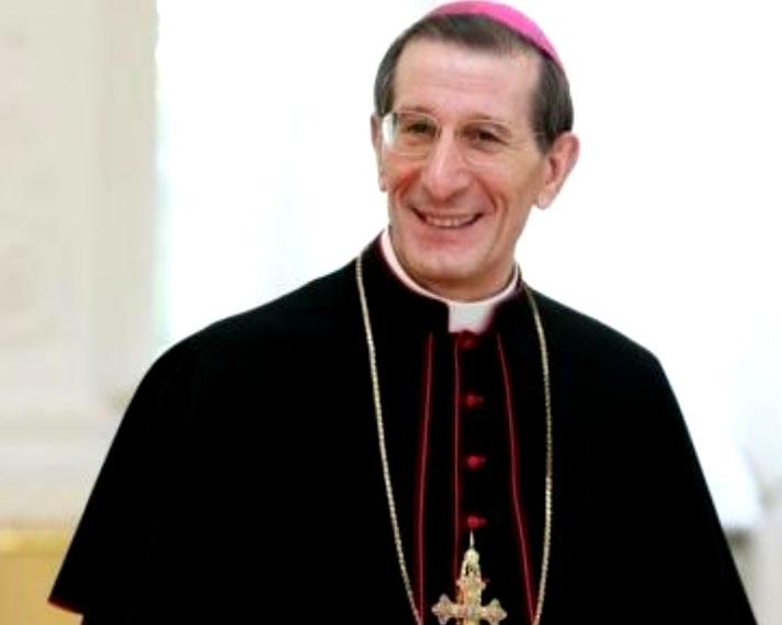 Mons. Bonazzi nominato nunzio in Canada