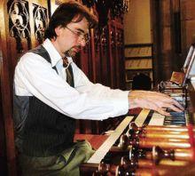 'organista Roberto Mucci