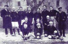 a prima Gandinese (1923-1924) al Comunale di Gandino