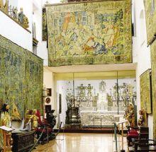 Museo della Basilica di Gandino: la sala principale