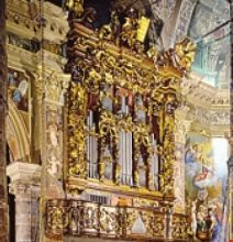 L'organo della Basilica di Gandino