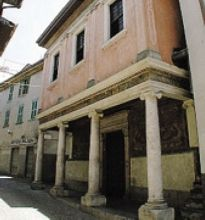 L'antica chiesa di San Giuseppe