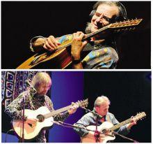 Riccardo Zappa: il 7 novembre il chitarrista italiano apre il Festival Internazionale della Chitarra; Il 21 novembre altri due chitarristi d'eccezione: Beppe Gambetta e Tony McManus