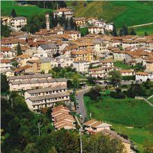 La frazione di Cirano, a Gandino, dove sono entrati in azione i ladri