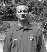 Giorgio Gatti, allenatore della Gandinese