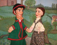 La coppia: Giupì e Margì