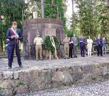 La commemorazione di monsignor Antonietti a Clusone