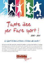 Copertina di Settembre 2010 - Civit@s Sport