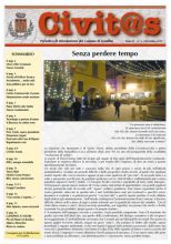 Copertina di Dicembre 2012
